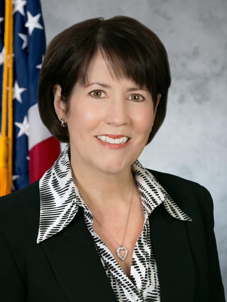 Susan Miller, new president and CEO of Inmarsat Government.