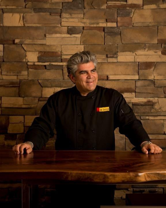 Hotel Andaluz owner Gary Goodman is opening a new restaurant called MÁS in place of Lucia, which has been operating since the hotel opened in 2009. MÁS will be headed by James Campbell Caruso, pictured, who is also chef and owner of Santa Fe's La Boca and Taberna restaurants.