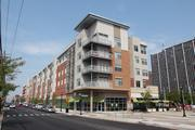 U Square is a mixed-use development that includes apartments, office space, retail and parking.