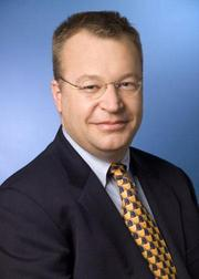 Stephen Elop was the CEO of Nokia and was instrumental in arranging the deal to sell the company's devices business to Microsoft last year. Now he's an executive at Microsoft and is rumored to be a finalist to take over as CEO.