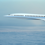 The power of tech money may lift commercial aircraft to supersonic speeds