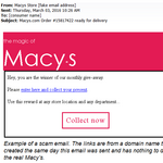 Macy's investigating possible phishing attack