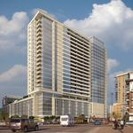 Forest City, Cityplace Co. begins construction on 23-story tower in the West Village