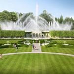 Longwood Gardens on track to hit record attendance amid $90M renovation