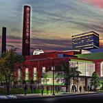 Iconic Bailey Power Plant has new owner, plan