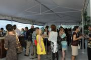 About 100 people turned out for PBN's Pau Hana event at the Modern Honolulu in Waikiki.