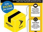Sprint teams up with Amazon for monthly Prime deal