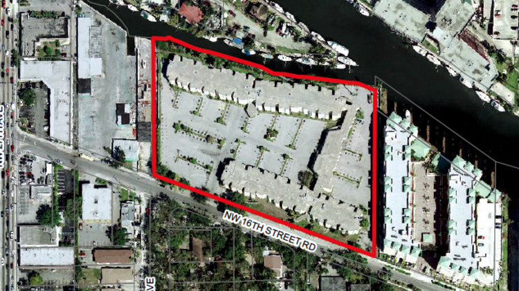 Miami Riverview Apartments Plans To Redevelop The Site At 2507 N W 16th Street Road With 650