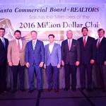 Record year: 2015 was a banner year for total production by ACBR's Million dollar club
