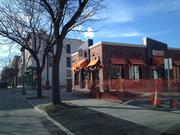 A new Dunkin Donuts at 65 Congress St. replaces a vacant fast-food restaurant that was demolished at the downtown corner. The franchise is owned by Ivo Garcia, who owns 19 Dunkin Donuts in the Albany and Boston areas.