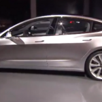 Tesla finally unveils the Model 3, its car for the masses (PHOTOS)