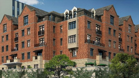 The Lancaster, a 55-unit condominium complex located at 1501 Commonwealth Ave. developed by Cambridge-based Urban Spaces, has been certified LEED Gold.