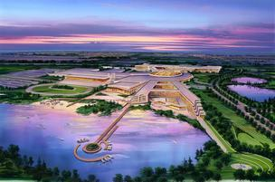 The Menominee Indian Tribe of Wisconsin is planning a more than $800 million casino and resort on the site of the former Dairyland Greyhound Park in Kenosha.