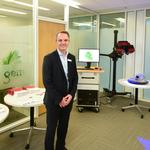 Optical metrics company becomes 200th German firm in CLT
