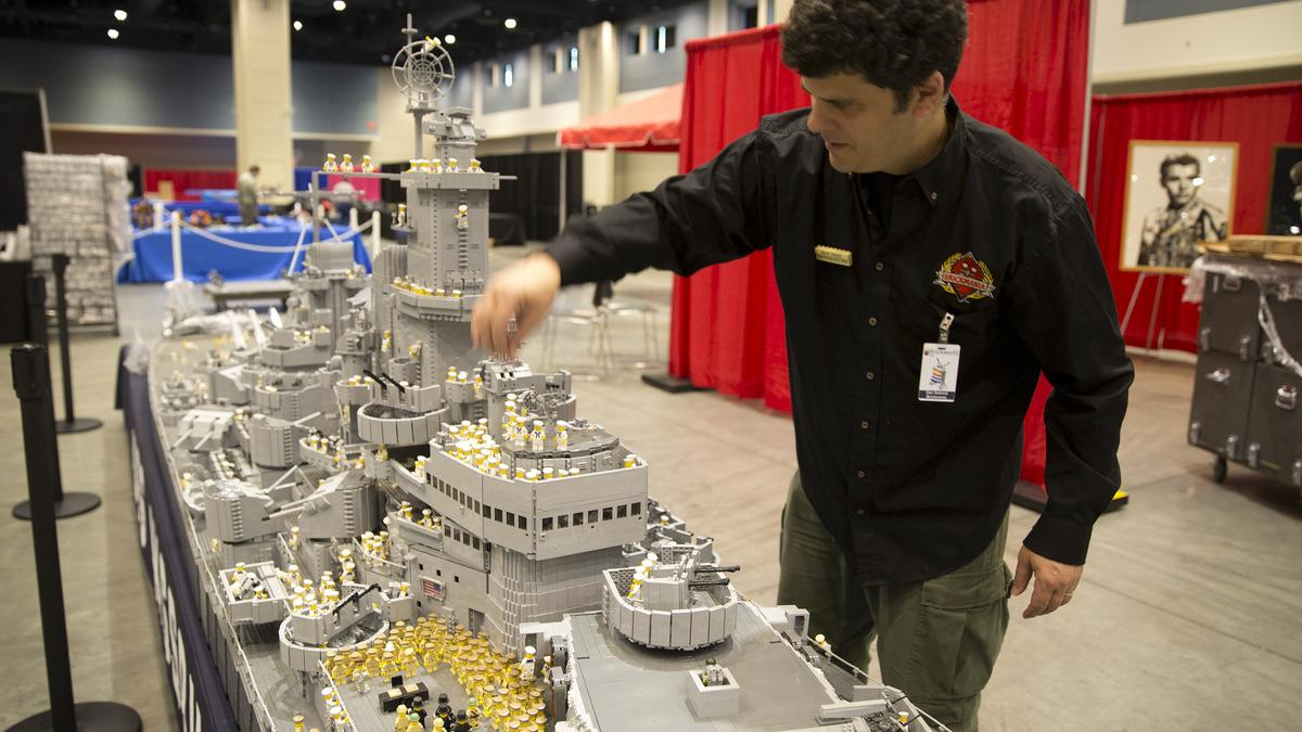 The LEGO convention happening in Raleigh (Photos) - Triangle Business Journal