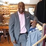 <strong>Chris</strong> <strong>Hemans</strong> is putting retail in the spotlight in center city