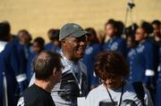 Actor Danny Glover was one of many celebrities who attended the March.