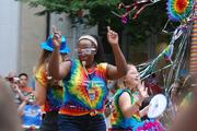 Fifth Third Bank (NASDAQ:FITB) was one of several large banks with a visible presence at Charlotte Pride. The Cincinnati-based bank is the fourth-largest in the local market.