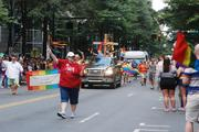 Several of Charlotte's churches were involved in the parade and festival.