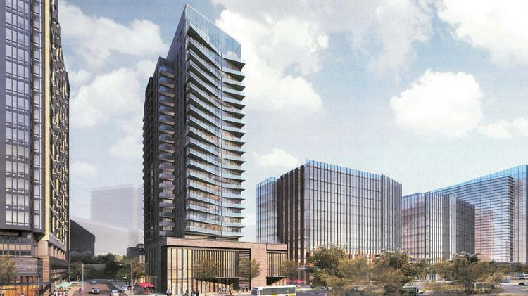 Fairfax board approves 25 story tysons condo tower after for Washington state approved house plans