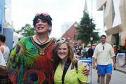 The Charlotte Pride 2013 event took place Saturday and Sunday in uptown.