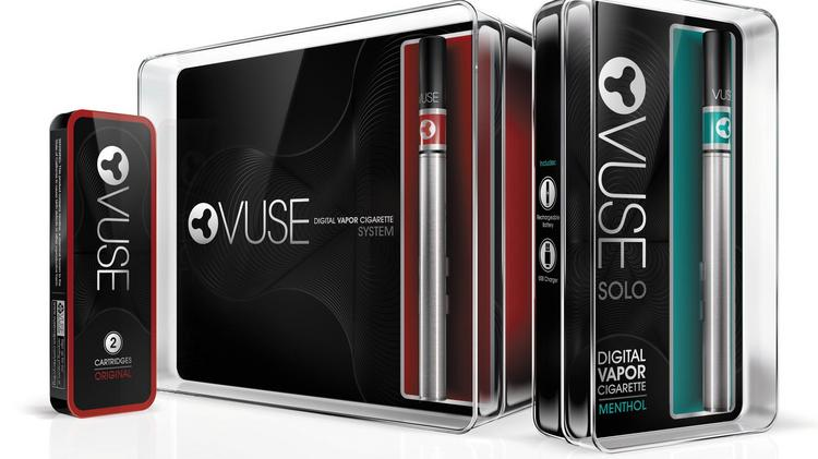 The VUSE electronic cigarette will rollout nationwide on Monday.