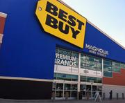 There are 25 DFW Best Buy locations, including this one in Grapevine.