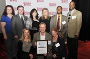 Representatives of top-ranked small business, goodmortgage.com