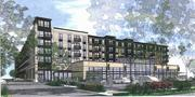 The 273-unit project, at 6725 York Ave. S., will replace a furniture retail store on the site today.