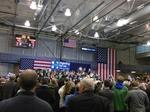 Hillary Clinton hits water infrastructure, manufacturing in Cohoes