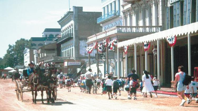 There will be plenty for visitors to see and do in Old Sacramento over Labor Day weekend, even without the horses, dirt and staged gunfights of Gold Rush Days, which was canceled due to the drought.