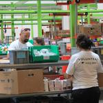 Houston Food Bank expanding kitchen to increase meal production