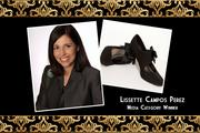 "Lissette Campos Perez, WFTS TV ABC Action News Media Category Winner Why Lissette is a big deal: As director of community affairs, Lissette has interviewed thousands of everyday heroes and showcased hundreds of charity organizations and community projects, according to submission materials. In her shoes: ""I brought them because I like vintage, I love vintage style. It is a throwback to when women looked so glamorous, even when they were doing the dishes or cooking, so I brought these shoes because I admire the glamorous vintage style."""