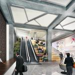 A <strong>peek</strong> inside The Advisory Board's planned new home