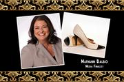 "Maryann Balbo, formerly with Tampa Bay Times Why Maryann is a big deal: Maryann was previously the senior digital sales director at the Tampa Bay Times. She's worked in media for 18 years at all levels - in broadcast, cable, digital and print.  In her shoes: ""The one pair of shoes that best describes me are classic, professional with a hint of fashion. They are just the right height to run to the office as well as on the playground."""