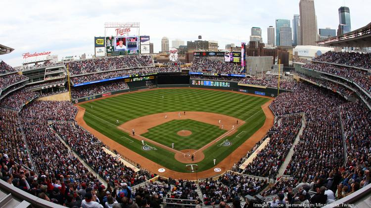 Tickets to the Minnesota Twins' home opener at Target Field are selling for an average of just $66 on the secondary market.