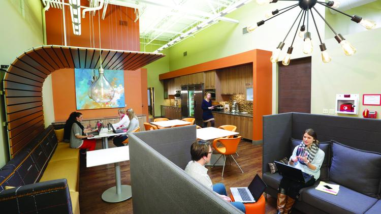 Direct Supply named Milwaukees coolest office  Milwaukee