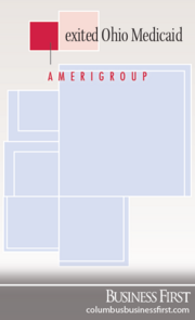 Amerigroup had 46,538 members as of June 30 but has exited the program.