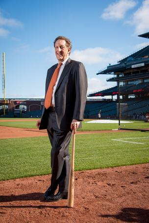 Image result for larry baer san francisco giants