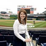 Executive Profile: Meet the woman helping sell America's favorite pastime in the nation's capital