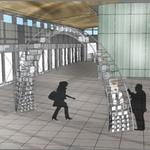 Here's the new public artwork approved for TIA (Video)