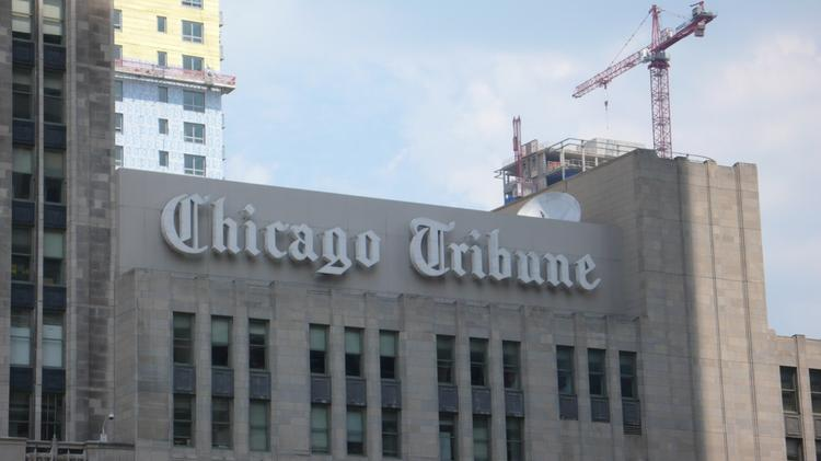 Chicago-based Tribune Co. is moving to become a broadcast-oriented media company.