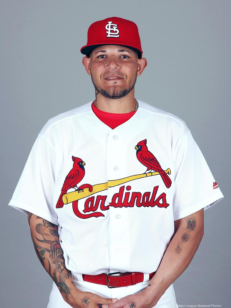 new style df8c1 18ceb Cardinals Team store to carry Molina's M4 fashion collection ...