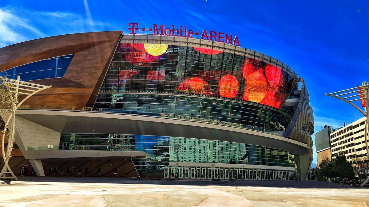 Thor Construction's T-Mobile Arena project opens in Las Vegas