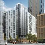 Colorado company is building 15-story hotel in downtown Seattle