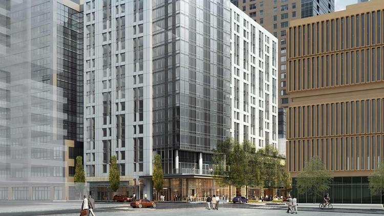 Seattle hotel boom not over as construction starts on 15-story