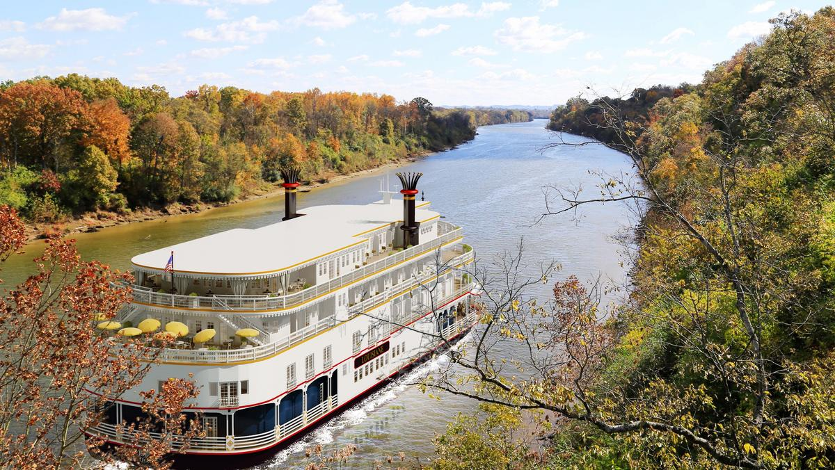 French America Plans Mississippi River Cruises From St