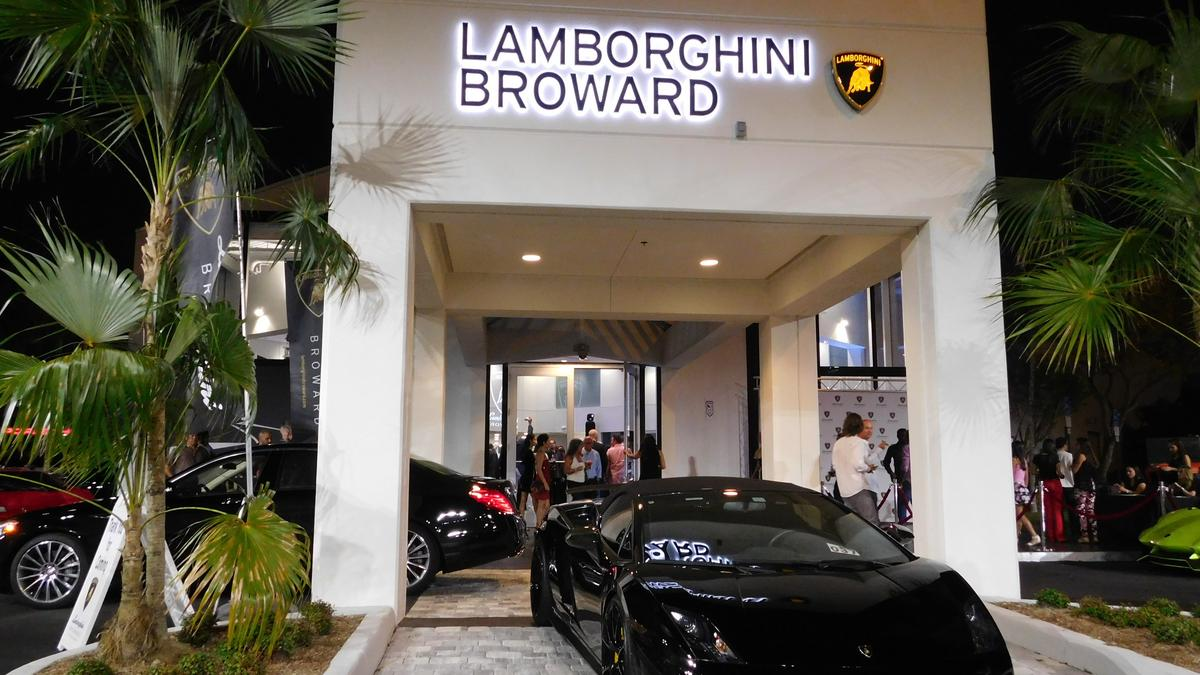 South Florida Luxury Car Dealerships