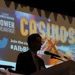 Who and what you missed at Power Breakfast: Casinos