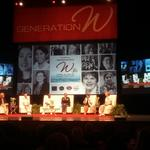 At Generation W, Navy leaders discuss challenges and opportunities facing women